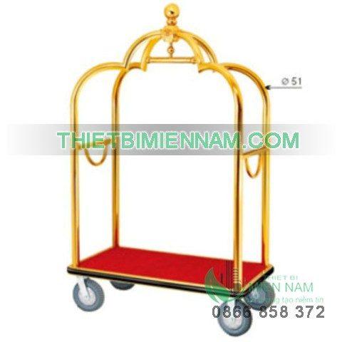 Xe đẩy hành lý nhà khách D2A
