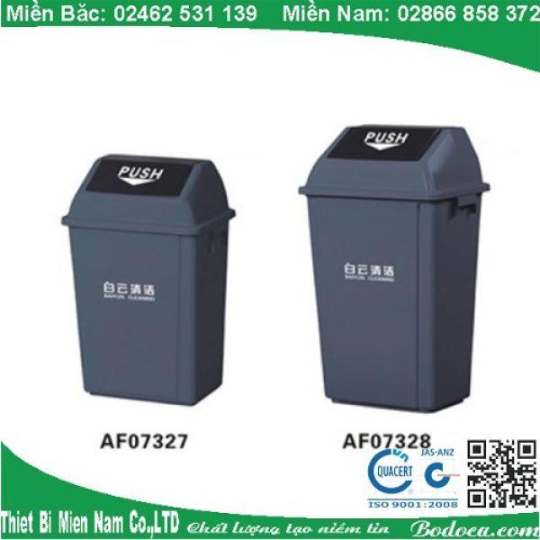 Thùng rác công nghiệp 60l Bodoca