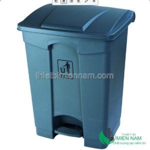 Thùng rác công nghiệp 87l Bodoca