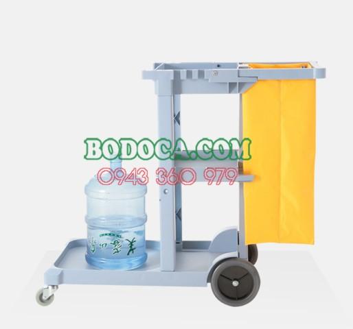 Xe đẩy vệ sinh nhựa chữ L AF08170A