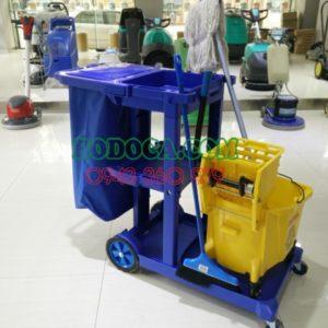 Bán xe dọn vệ sinh đa năng AF08160A