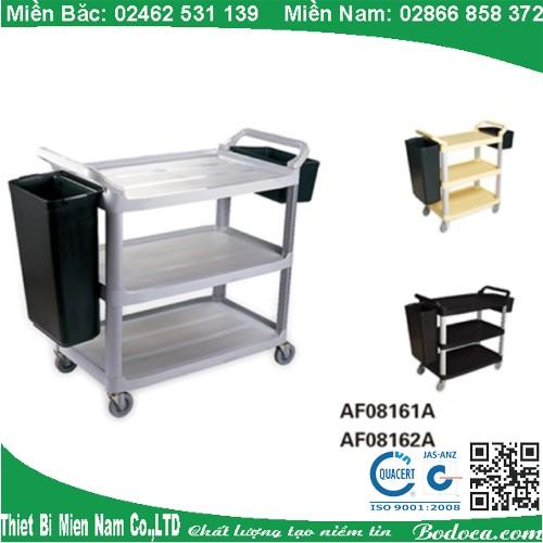 Xe đẩy và dọn thức ăn nhà hàng AF08162