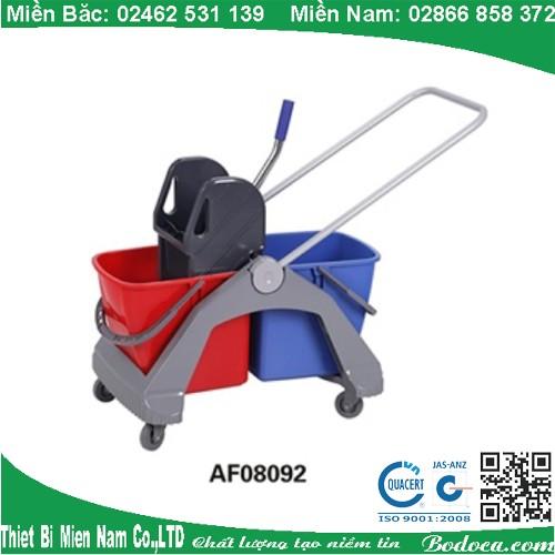 Xe vệ sinh 2 xô Bodoca AF08092