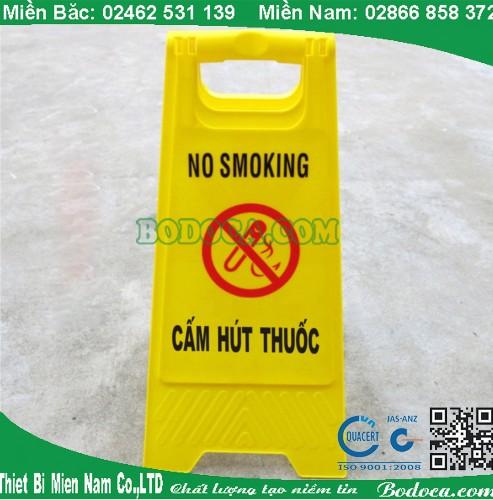 Nơi bán Biển Báo Chữ A cấm hút thuốc giá rẻ, uy tín