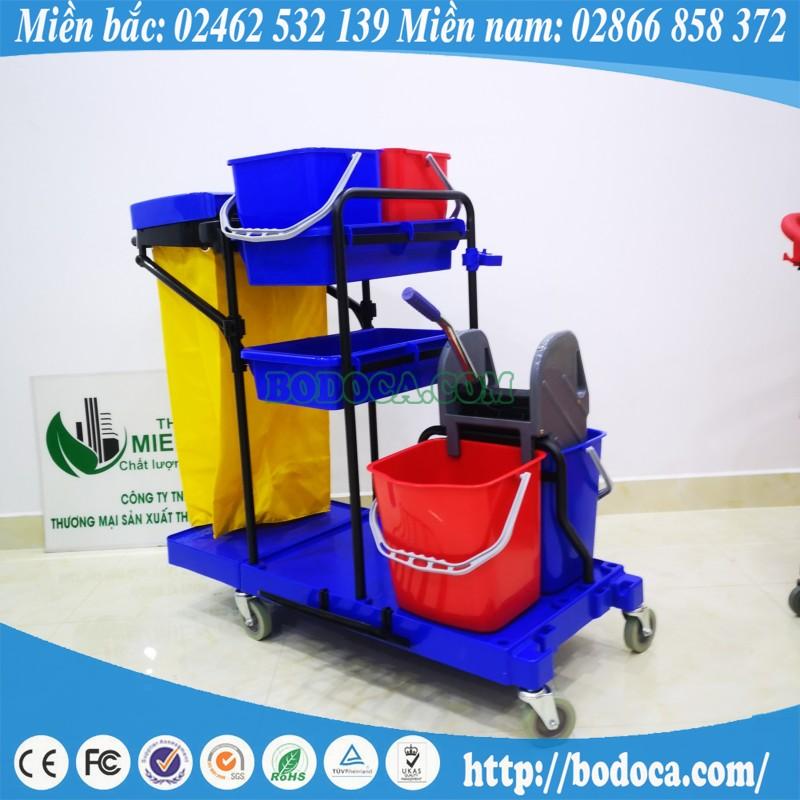 Xe đẩy vệ sinh đa năng Bodoca AF08173
