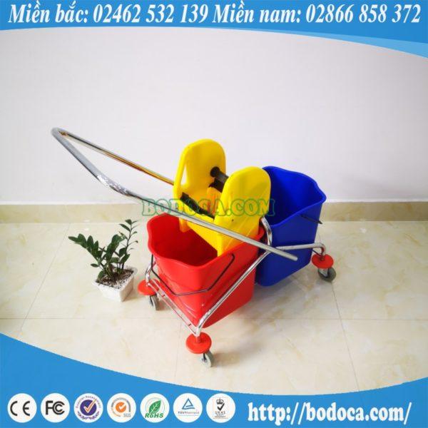 Xe Vắt Nước Lau Sàn Nhà Giá Rẻ AF08072