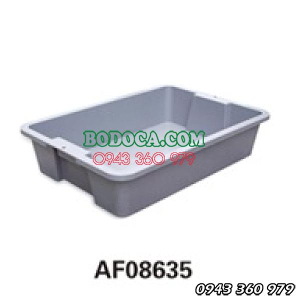 Khay nhựa lớn cho xe đẩy thức ăn AF08635