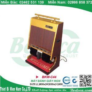 Máy đánh giày cao cấp mạ vàng Bodoca KW-C44