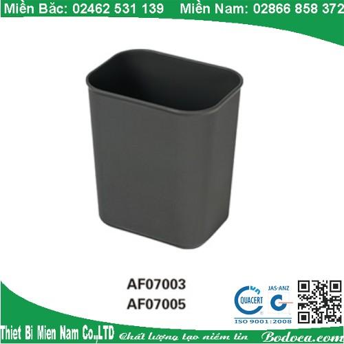 Thùng rác nhựa không nắp 14 Lít