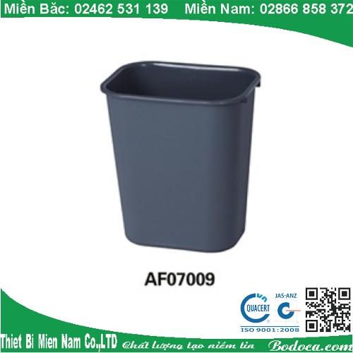 Thùng rác nhựa không nắp 24 Lít