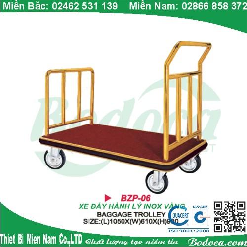 Cung cấp các loại Xe đẩy hành lý giá rẻ BXL-06