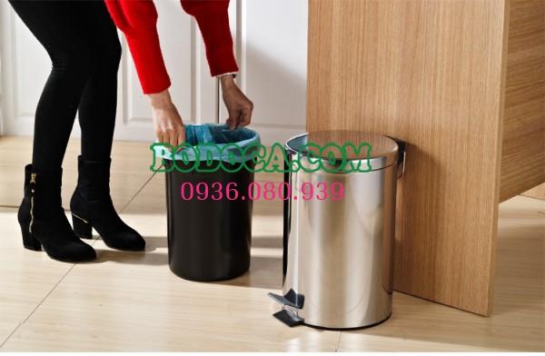 Thùng rác gia đình Bodoca 12l