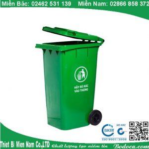 Thùng rác nhựa Bodoca 240l giá rẻ
