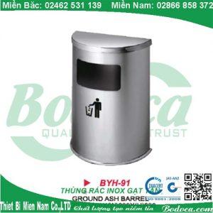 Thùng rác bán nguyệt YH-91 giá rẻ