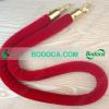 Mua dây nhung thay thế cho cột chắn inox