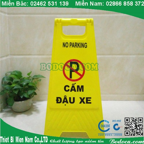 Biển Báo Chữ A Cấm đỗ xe giá rẻ