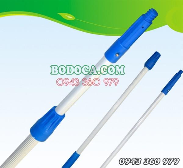 Cây nối dài lau kính inox 1m2 giá rẻ