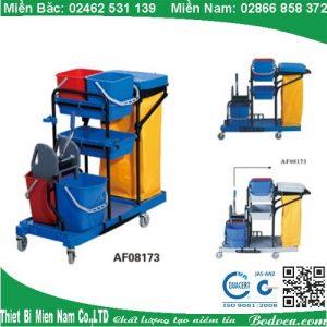 Xe đẩy 3 tầng đa năng chữ L AF08173