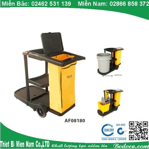 Xe đẩy nhựa chữ L AF08180 giá rẻ