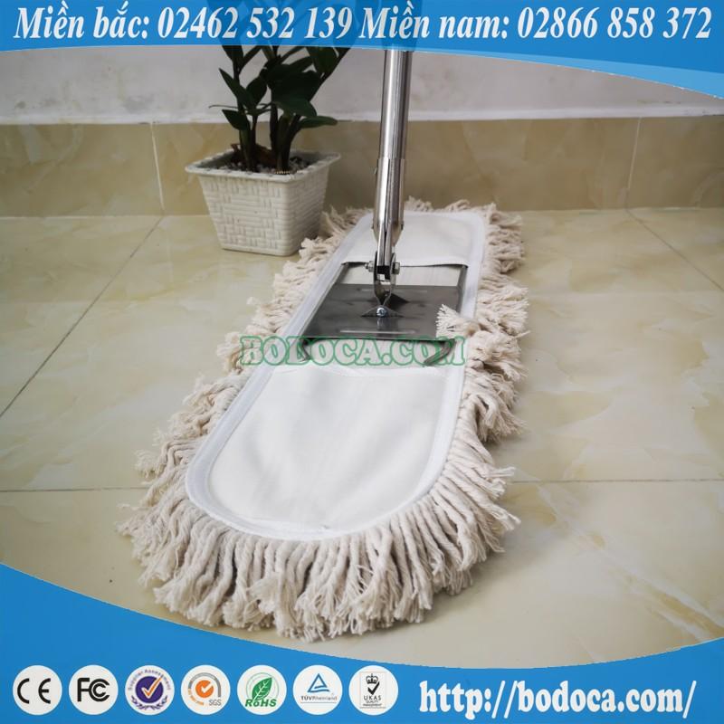 Cây lau sàn công nghiệp cotton 90cm