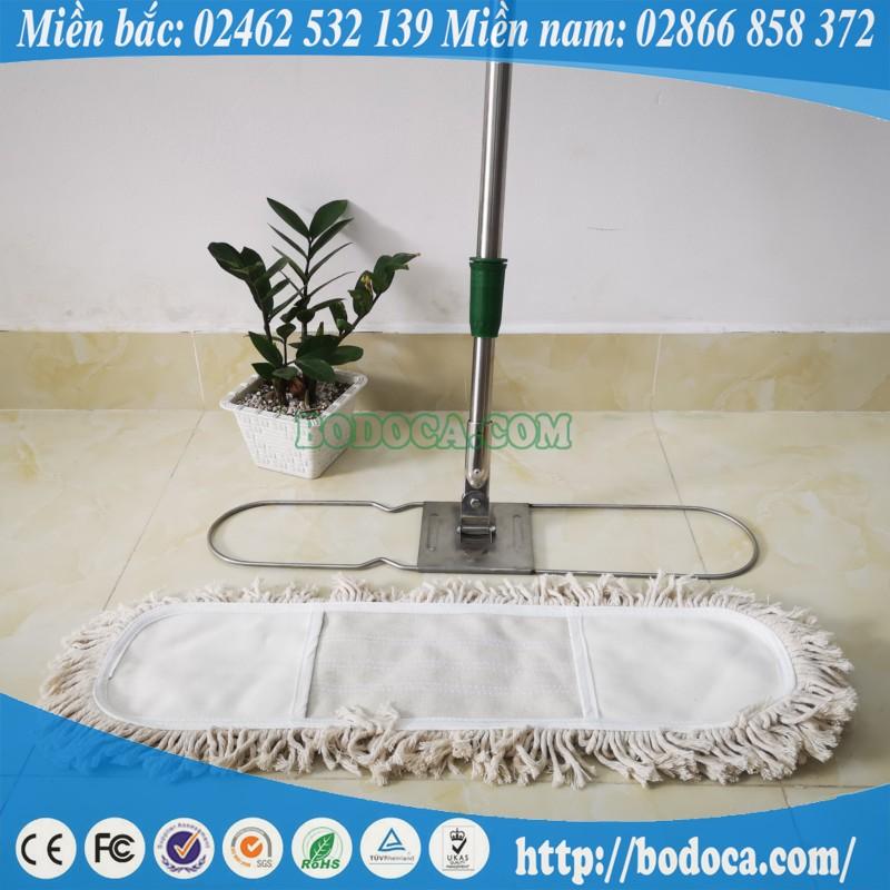 Cây vệ sinh sàn công nghiệp 60cm cotton
