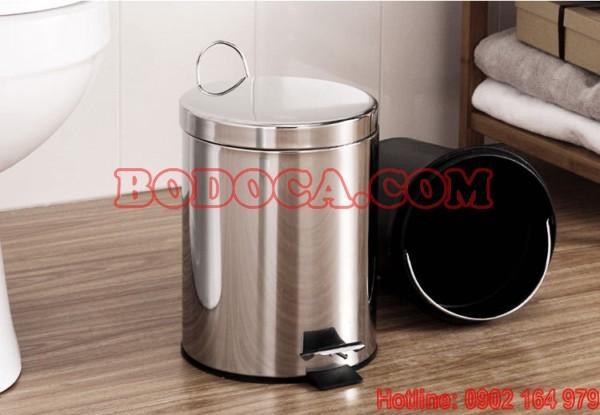 Thùng rác inox Bodoca 12L