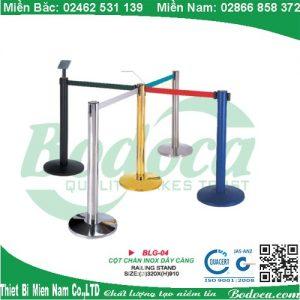 Cột chắn dây căng 2m, 3m giá rẻ