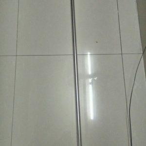 Cây đẩy gạt nước sàn lưỡi cao su kẹp inox 80cm